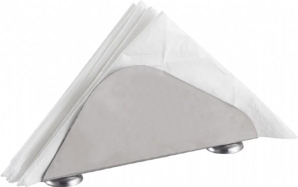 stainless napkin holders